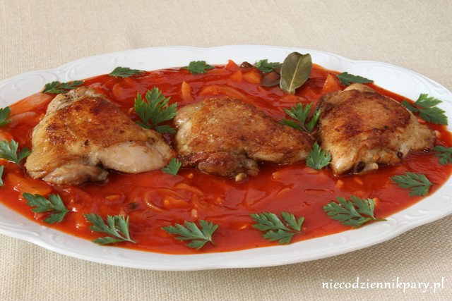 udka w pomidorach