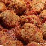 Klopsy z indyka w sosie pomidorowym