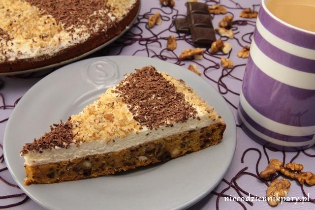 torcik dyniowo-czekoladowy