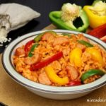 Ryż z papryką