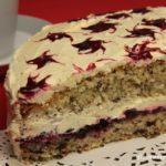 Tort cukiniowo-czekoladowy