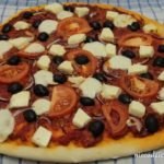 Pizza grecka
