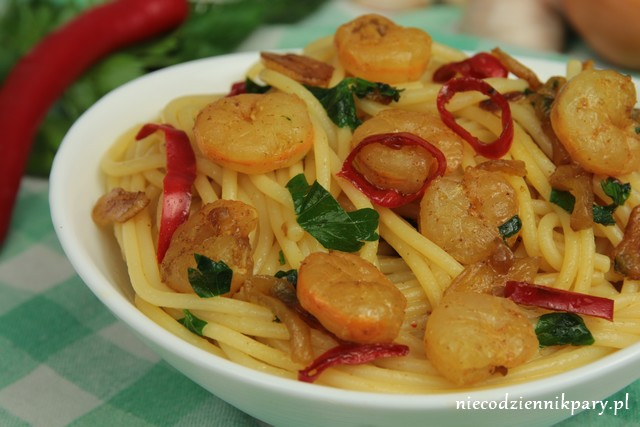 spaghetti_z_krewetkami_i_chili
