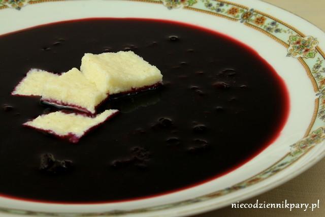Zupa jagodowa