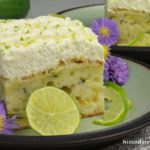 Ciasto cukiniowe z limonką