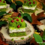 Ciasto leśny mech z mascarpone
