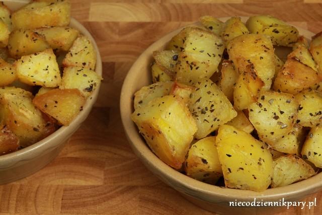 Ziemniaki pieczone z oregano