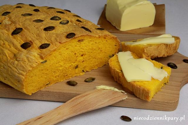 dyniowy chleb