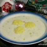 Siemieniotka – śląska zupa wigilijna