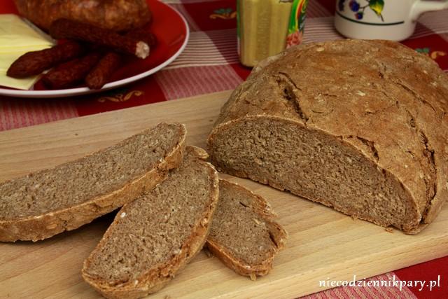 Żytni chleb