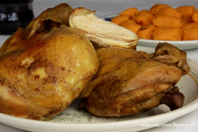 kurczak confit