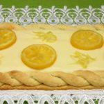 Mazurek cytrynowy