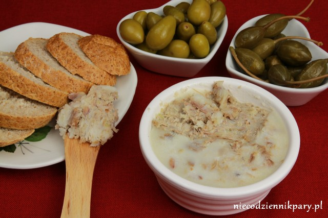 Francuski smalec rillettes