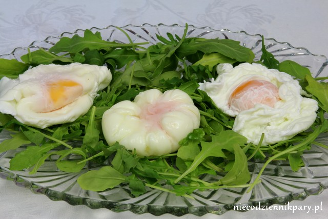 jajko poszetowe