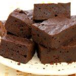 Brownie z batatami