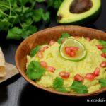 Hummus z awokado