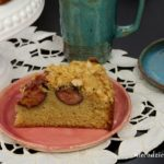 Ciasto z figami i migdałową kruszonką