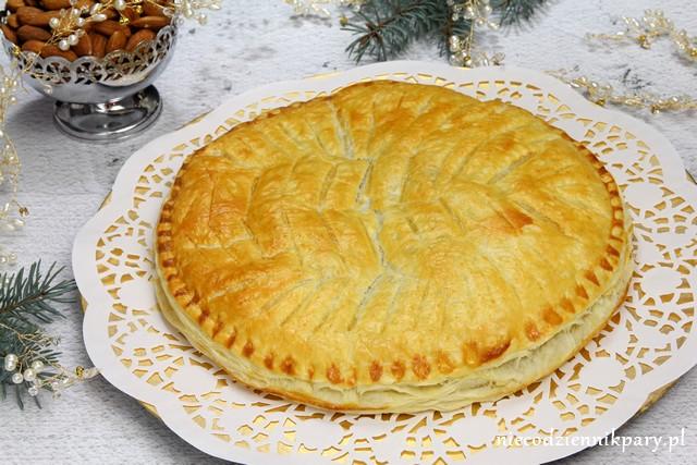 Ciasto Trzech Króli Galette des Rois