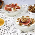 Jogurt grecki z figami